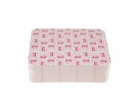 Tapa Cartón (Bandeja Aluminio 226x176mm) (100 uds)