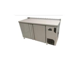 Frente mostrador de refrigeración  380 litros