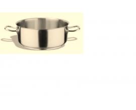 Cacerola baja 16x7,5 x (1,50 litros)