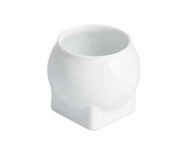 "Bowl ""Quadratto"" blanco"